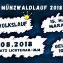 Ergebnisse Münzwaldlauf 2018