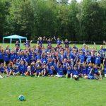 83 Kinder aus Nah und Fern beim Jugend-Camp