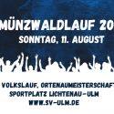 Ergebnisse Münzwaldlauf 2019
